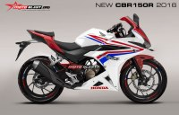 next new honda cbr150r 2016