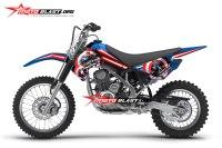 KLX 150-CAPTAIN AMERICA2