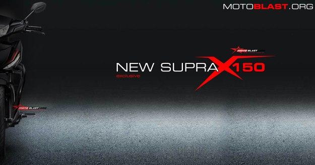 NEW SUPRA X 150 FRONT VIEW-motoblastDOTorg