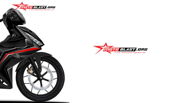 Honda NEW supra X150