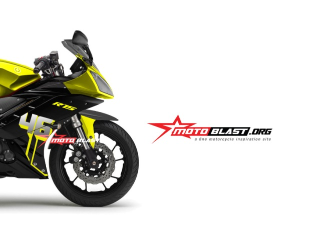 modifikasi r15 stiker black yellow 46