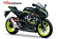 RENDERING GSX-R250-black version MOTOBLAST2