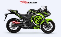 Modifikasi YAMAHAR25-BLACK-ARROW-GREEN LEMON1