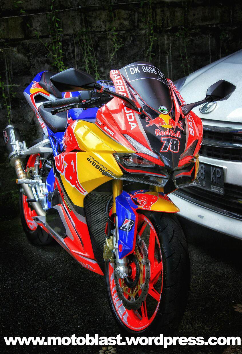 Cbr 250 Rr 250rr Honda Ori Single Seat Cowl Merah Red2 Daftar Sticker Body Kanan Red Beat Fi Cbs 871x0k25910zcr Cbr250rr Bali Livery Wsbk Pro Racing
